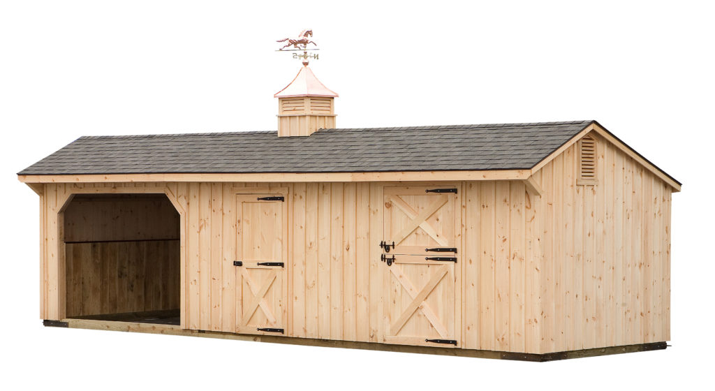 Shed And Barn Combo J Amp N Structures