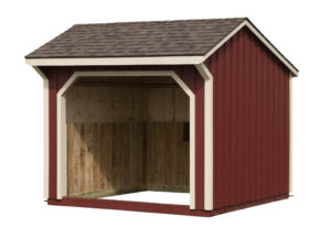 Run in Shed