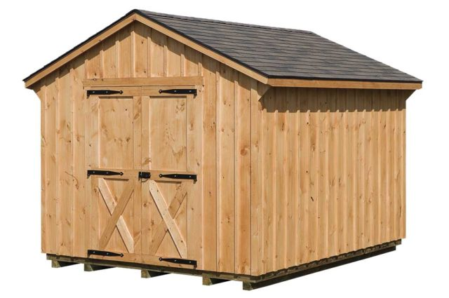Cottage Storage Shed