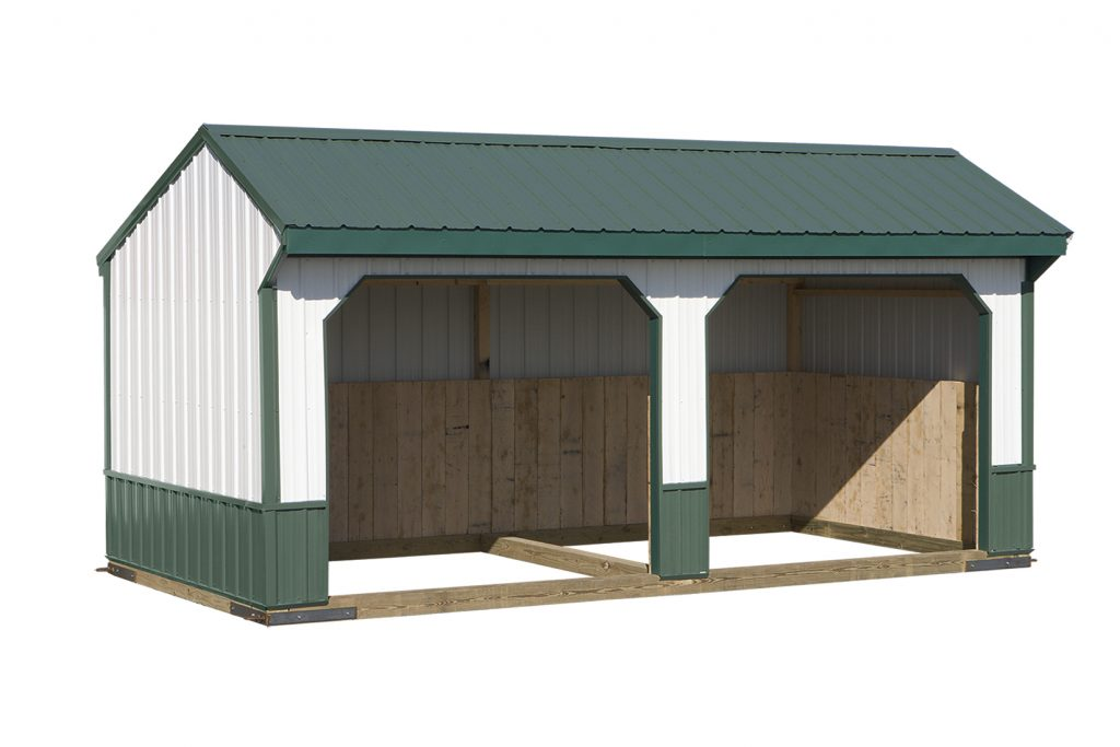 Amish Horse Barns Modular Garages Pa Nj Md Ny J N Structures