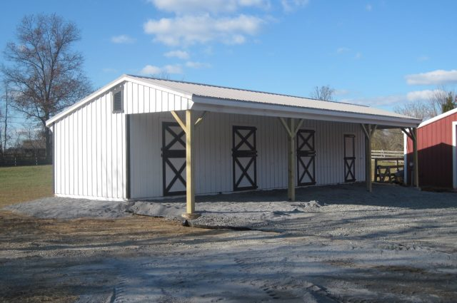 Barn Manufacturers PA