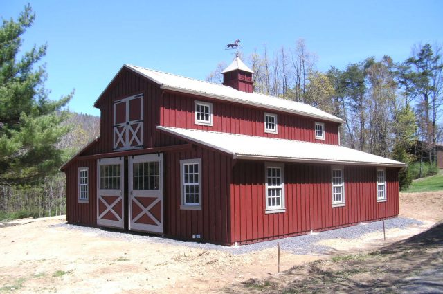 Unique Barns