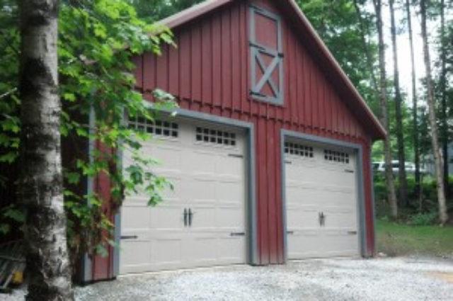 18×24 Custom Garage