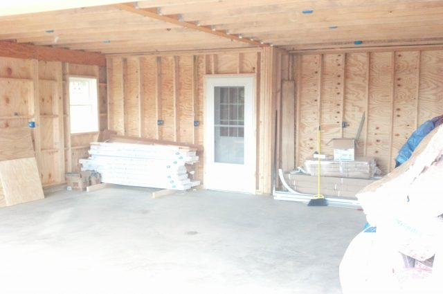 Barn Project Interior