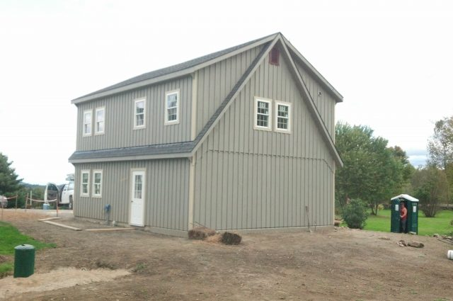 Goodenough Barn Project