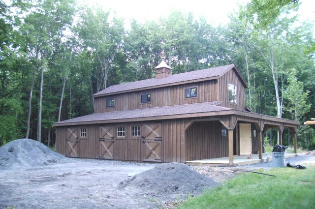 Custom Outbuildings