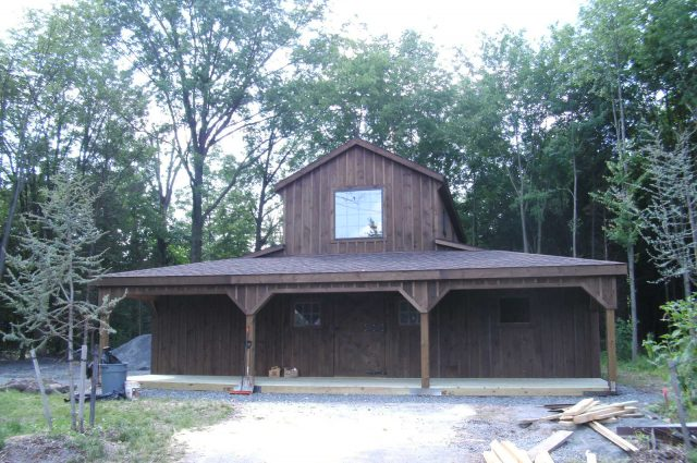 Appalachian Barn Project