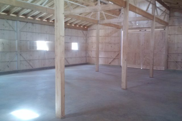 Customized Horse Barns