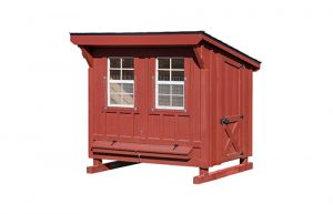 Chicken Coops and Wood Sheds