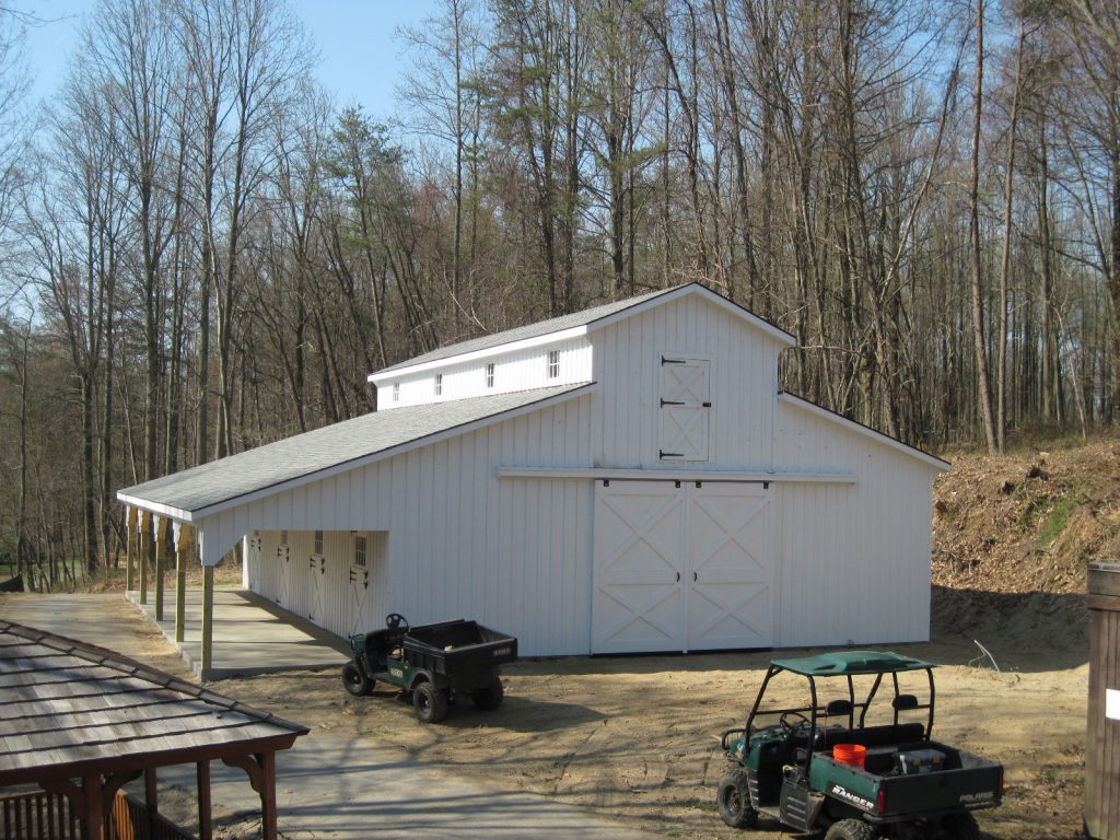 36 39 x 48 39 monitor style modular barn j n structures for Small monitor barn