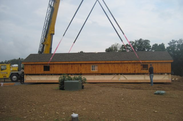 Barn Construction PA