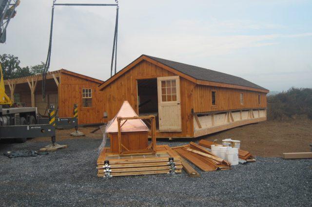 Amish Barn Dealers