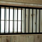 Sliding Window Grill