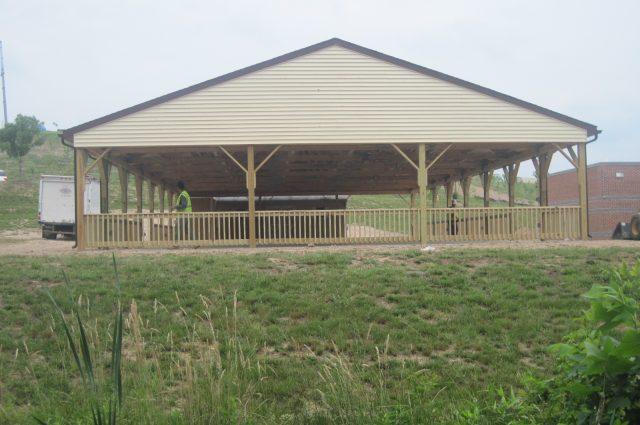 J&N Pavilion Build