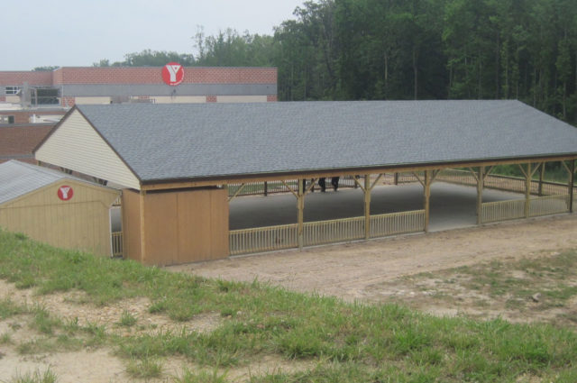 YMCA Custom Arena
