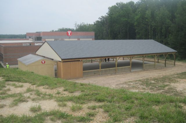 Barns with Storage