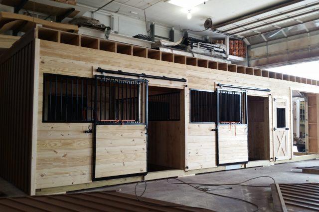 Standard Horse Stall