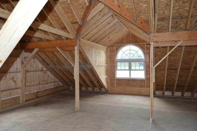Two-Story Barn