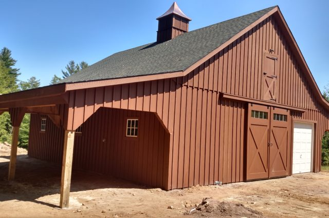 High Country Barn – Thornton, NH