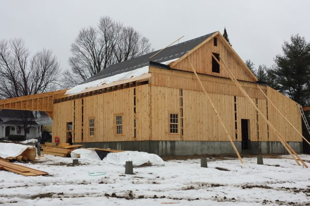 Amish Builds