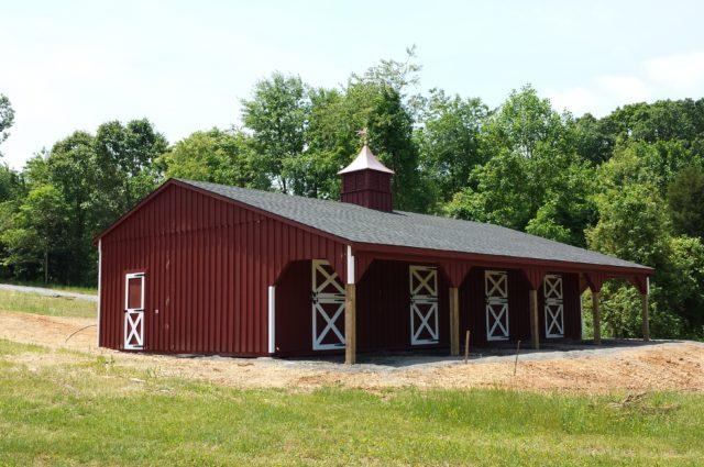 Custom Modular Barn – Westminster, MD