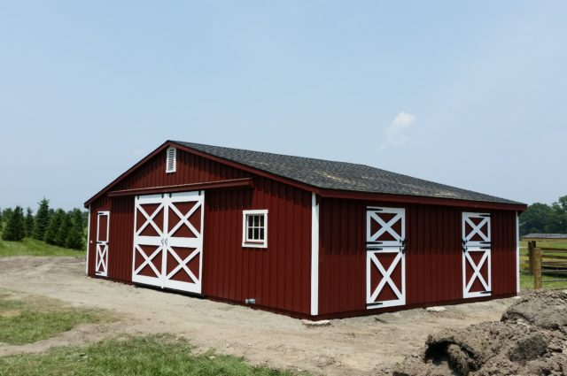 Trailside Barn
