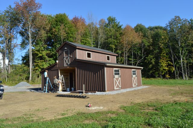Custom Amish Builds