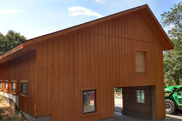 Custom Prefab Garage – Haverhill, MA
