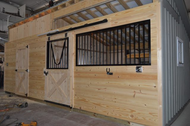 Standard Horse Window