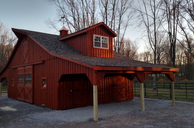 Kennebec Barn – Lambertville, NJ