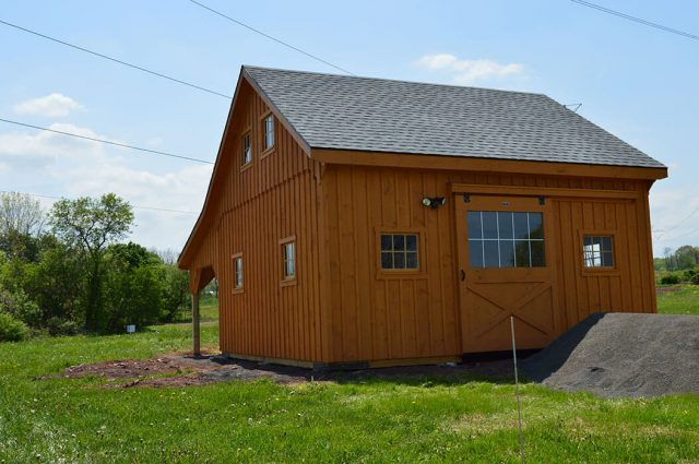 Amish Outdoor Structures