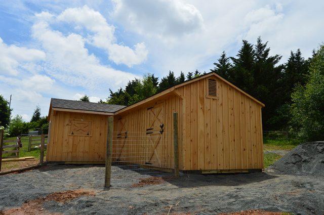 Horse Barn Manufacturer