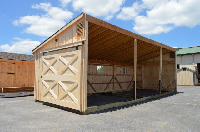 Custom Tack Room