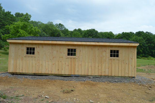 PA Amish Barns