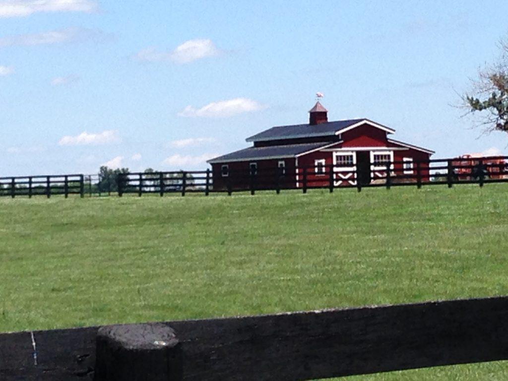 Lancaster Style Barn Lexington Ky J Amp N Structures