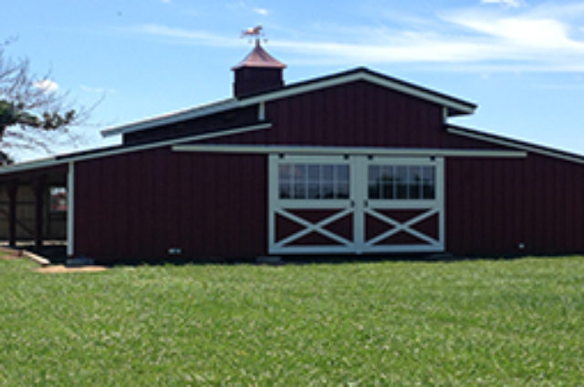 Lancaster Style Barn – Lexington, KY