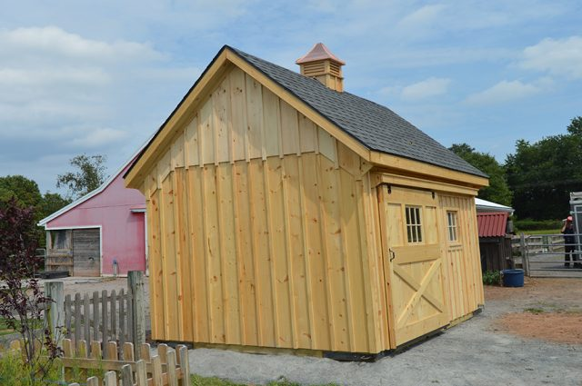 New Jersey Sheds and Barns