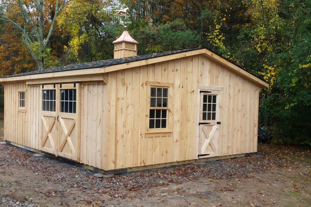 Barn and Cupola MA