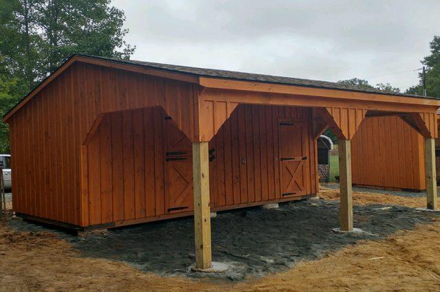 modular barns residential