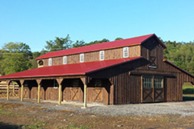 Monitor Style Barn – Bridgeport, WV