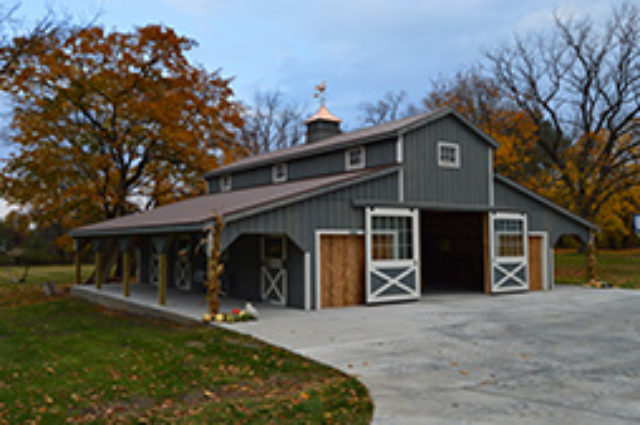 Monitor Barn – Stevenson, MD