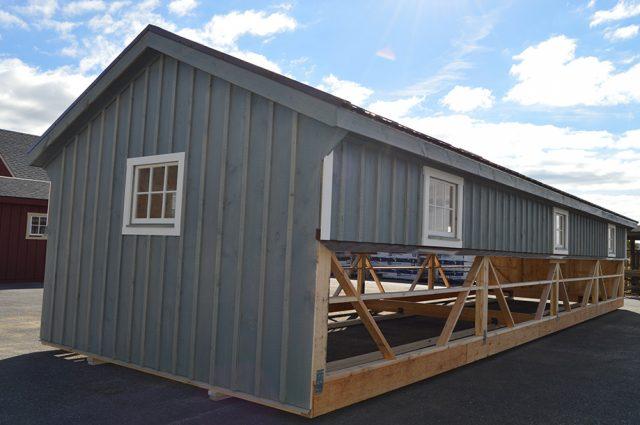 horse barn garage