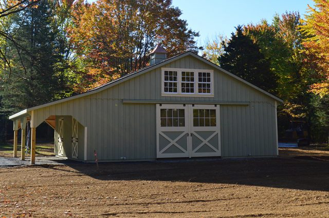 modular barn buildings new jersey