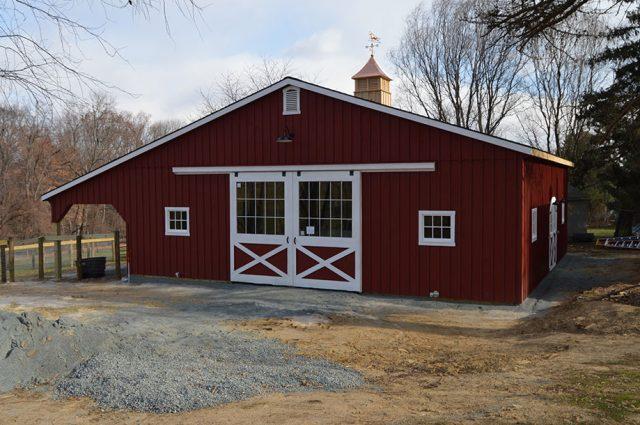 Custom Barn Elkton