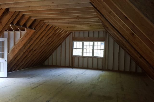 Interior Loft in Barn