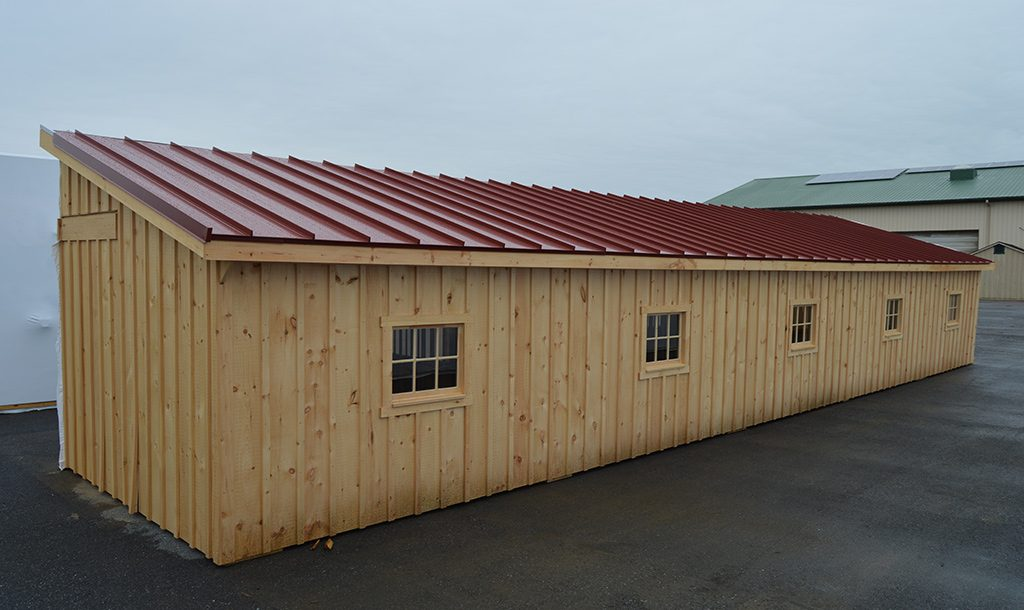 Wilmington De Custom Monitor Style Barn J N Structures