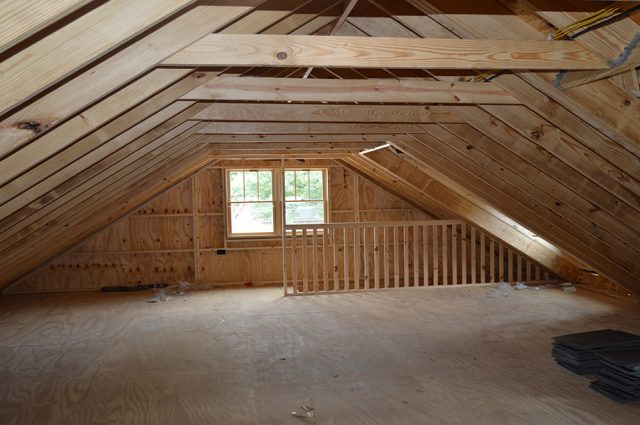 Loft Space in Barn