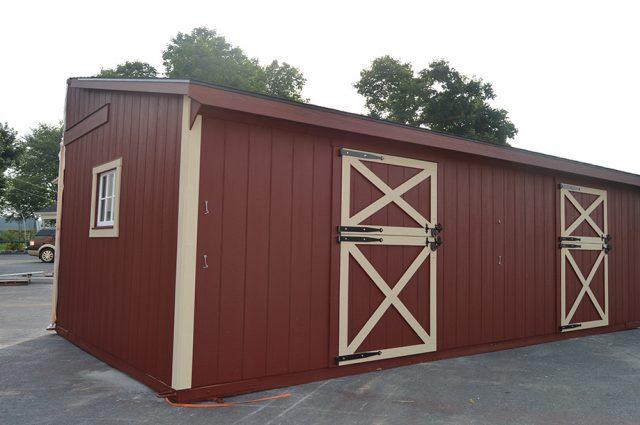 Modular Barns in MD