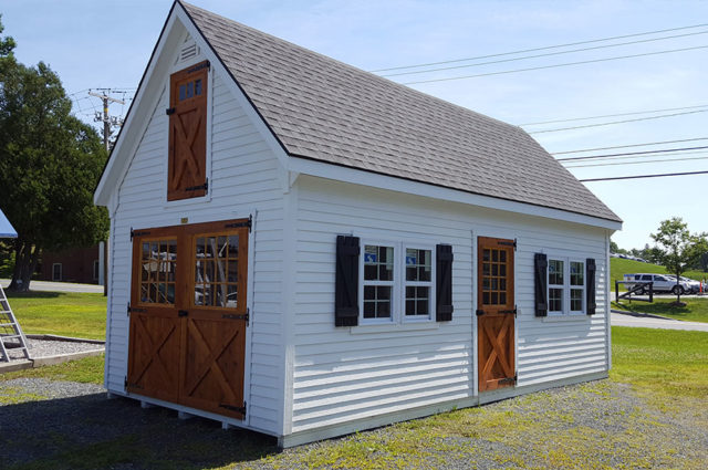 Custom Shed – White River Junction, VT