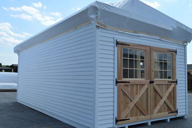 Custom Amish Building